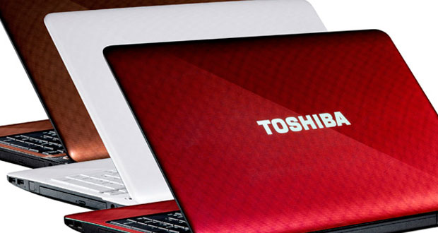Toshiba leading innovation ноутбук