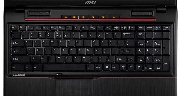 Ноутбук msi gp60 fhd