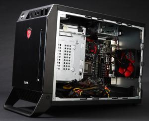 MSI Nightblade Z97 – компактный системник с универсальным корпусом