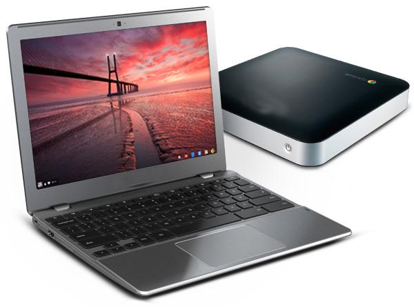 HP выпустила свой первый хром-неттоп Chromebox