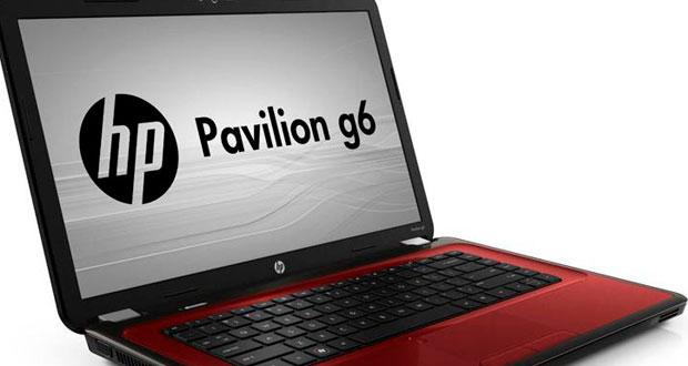 Ноутбук hp g6 2137sr общие характеристики