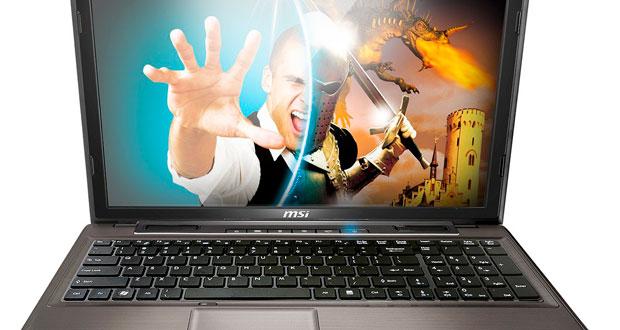 Ноутбук msi ge620dx драйвера для игрового монстра
