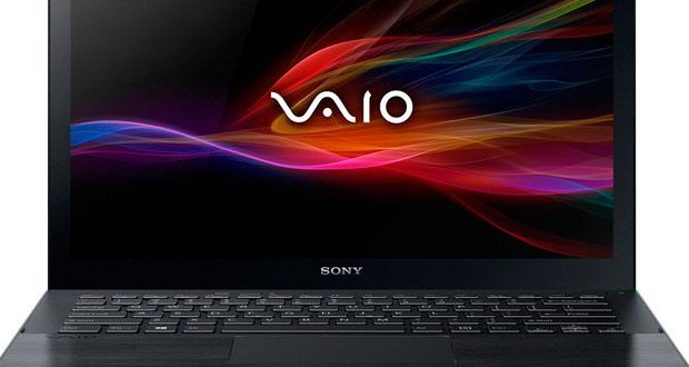 Ноутбук sony vaio svp1322d4rb