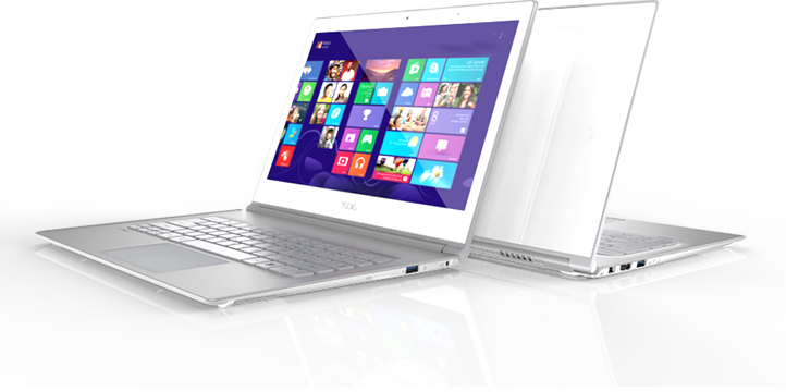 Ноутбук Acer Aspire S7-392